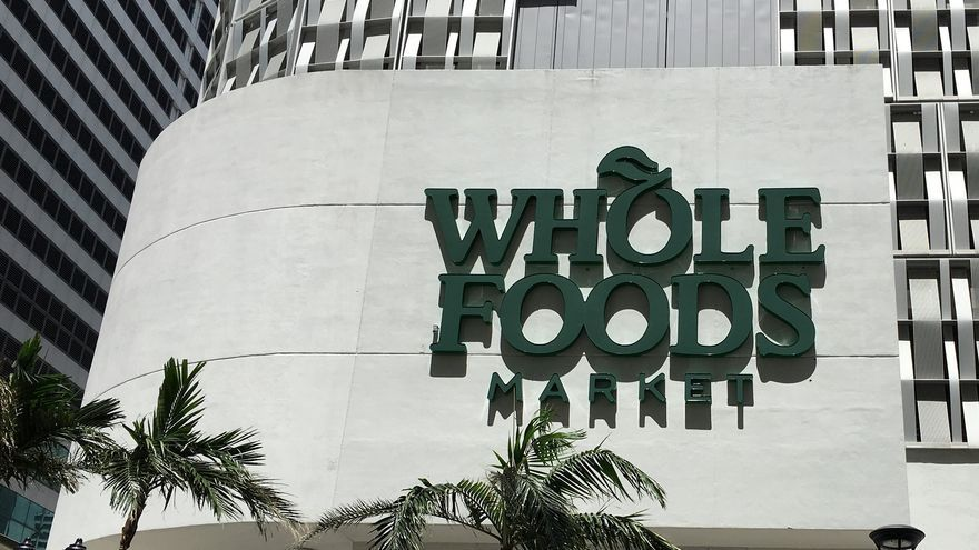 Amazon compró la cadena de supermercados Whole Foods el 16 de junio de 2017.
