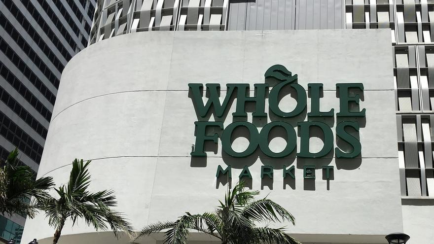 Amazon compró la cadena de supermercados Whole Foods el 16 de junio de 2017.