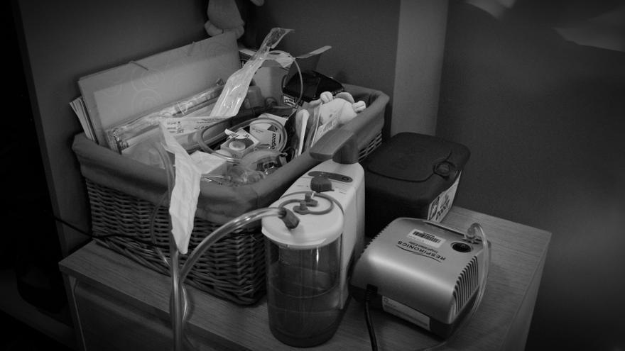 La mayoría de los niños que se mueren lo hacen por enfermedades raras, congénitas o neurológicas; el cáncer tiene una incidencia menor, en torno al 12%.