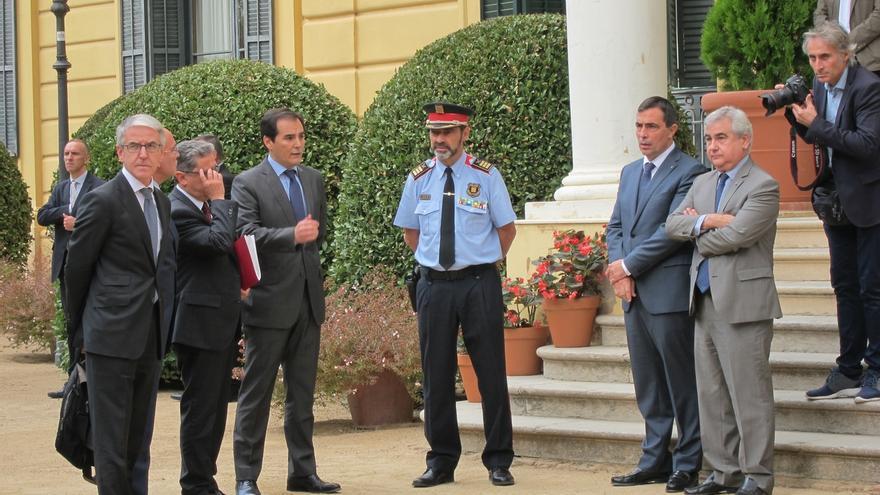 """El 'número dos' de Interior advierte ante Puigdemont y Trapero que actuarán con """"absoluta determinación"""" frente al 1-O"""