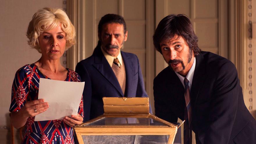 Imagen promocional de la tercera temporada de la serie 'El ministerio del tiempo'