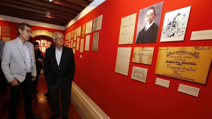 Galdós debutó en el periodismo como crítico de música, su otra gran pasión