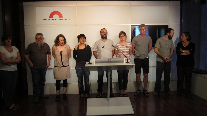 La CUP pide reunirse con Puigdemont para abordar la hoja de ruta y resolverla en julio