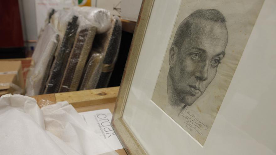 Retratos y otros objetos de Miguel Hernández