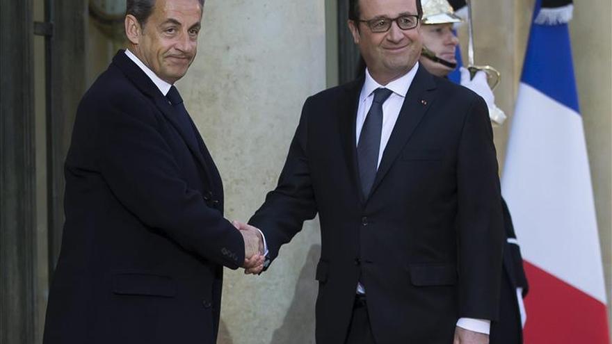 EEUU espió a los presidentes franceses Chirac, Sarkozy y Hollande