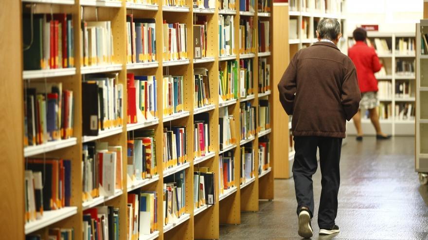 La Biblioteca de Aragón es la más grande de la comunidad con cerca de 90.000 socios