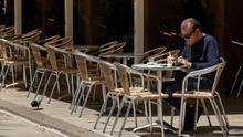 Extremadura estrena la nueva normalidad sin brotes y sin 'avalanchas'