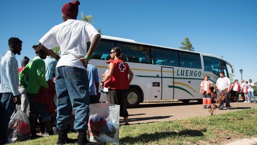 El centro, situado en el albergue juvenil de Mérida, cuenta con la coordinación de Cruz Roja / Cruz Roja Extremadura