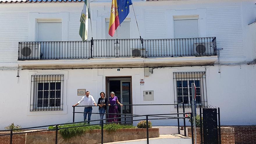 Ayuntamiento de San Nicolás del Puerto