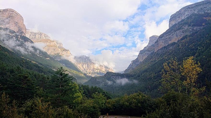 En Aragón hay 18 espacios naturales protegidos, con más de 168.000 hectáreas protegidas