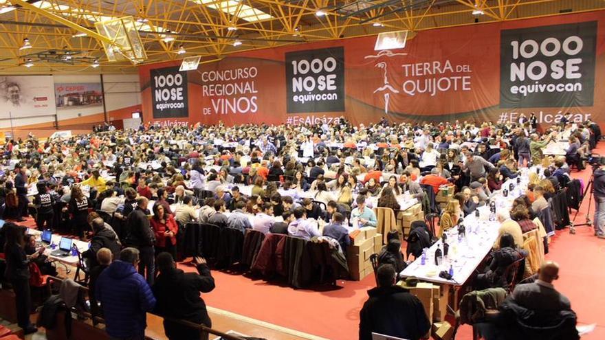 Concurso Vino de la Tierra del Quijote en ediciones precedentes