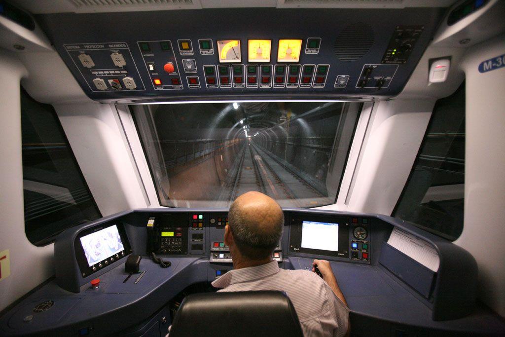 Huelga de maquinistas en metro de madrid en la hora punta - La maquinista metro ...