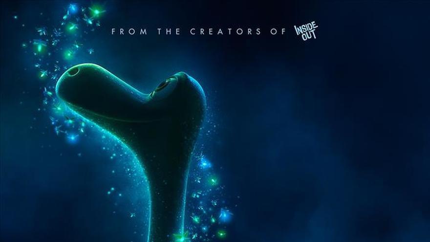"""Pixar se embarca en un viaje épico en """"The Good Dinosaur"""""""