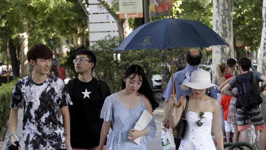 Las pernoctaciones hoteleras crecieron un 5,4 por ciento este verano