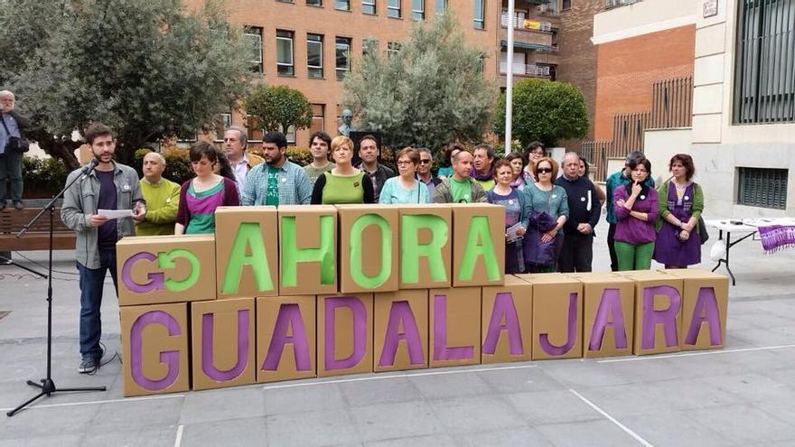 Presentación de Ahora Guadalajara. Foto | Facebook