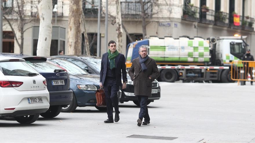 Granados continuará declarando hoy en la Audiencia Nacional por la presunta financiación ilegal del PP madrileño