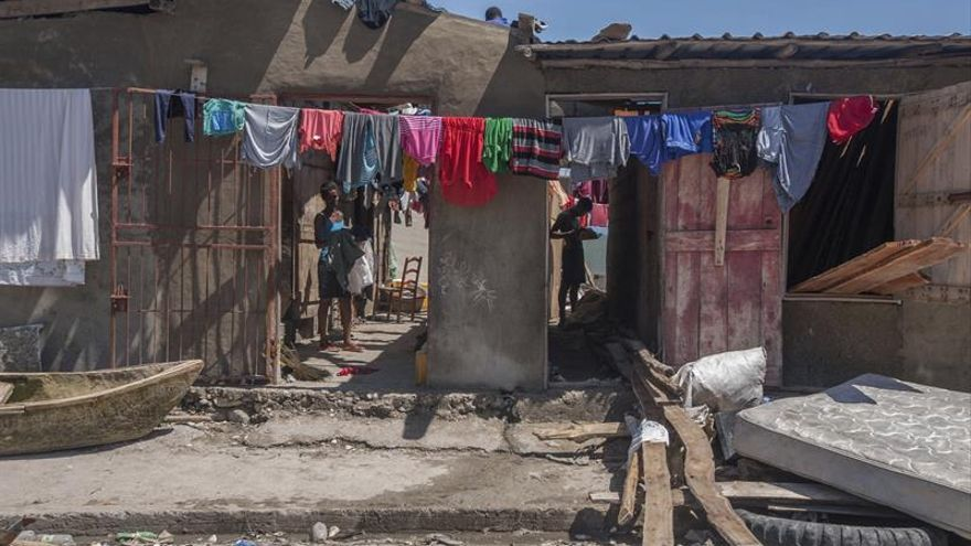 UGT apela a la solidaridad con Haití para paliar pobreza y daños por huracán