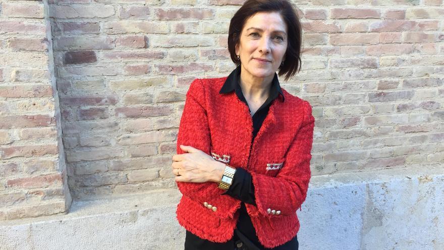 La concejala de Sanidad y Deportes, Maite Girau