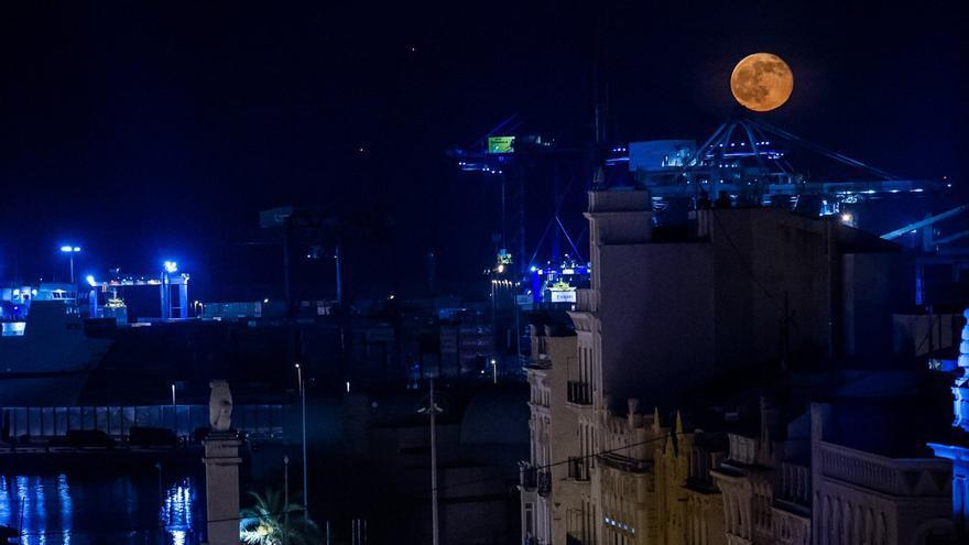 Miles de deportistas han participado en la 15K Nocturna de Valencia