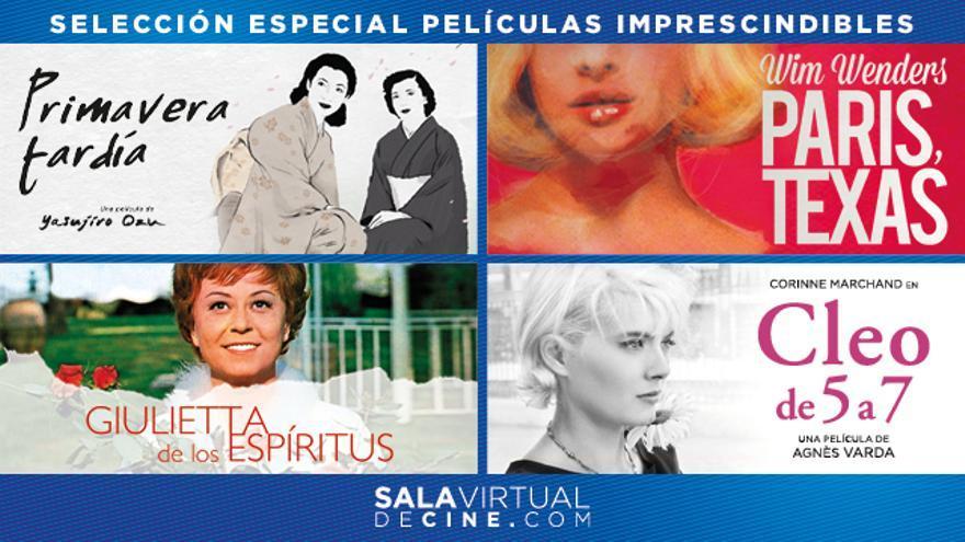 Selección especial de películas imprescindibles