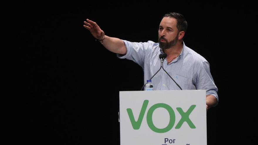 """Abascal: """"La reconquista ha empezado por el sur"""" tras el chispazo"""" de las autonómicas en las que se """"echó"""" al PSOE"""