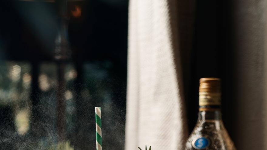 Cóctel de Seagram's de Pernod Ricard