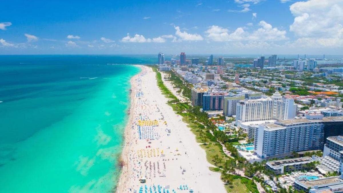 Miami es el destino internacional más elegido por los argentinos.