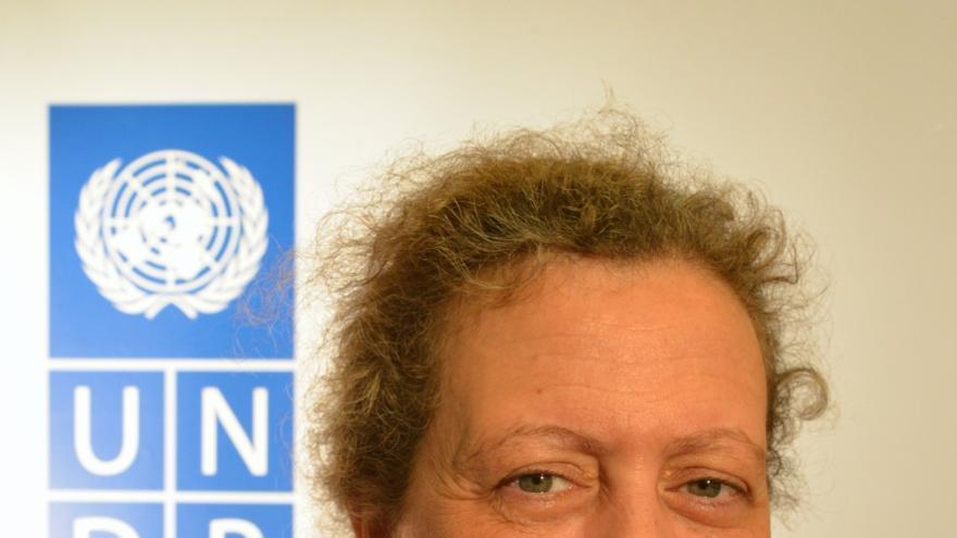 Paloma Durán, directora del Fondo para los Objetivos de Desarrollo Sostenible del PNUD. / Imagen cedida por el FDS.