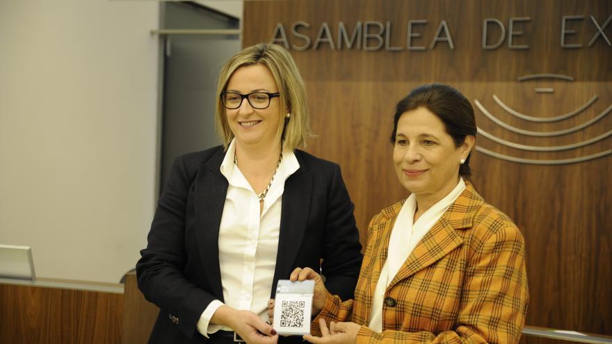 El borradoe de la Ley de Presupuestos llega a la Asamblea de Extremadura