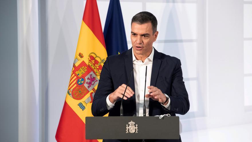 Sánchez reivindica a España como país diverso y abierto en el 12 de octubre