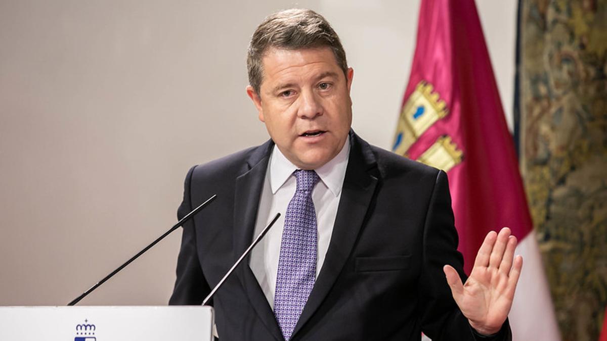 Emiliano García-Page habla sobre los indultos y el independentismo