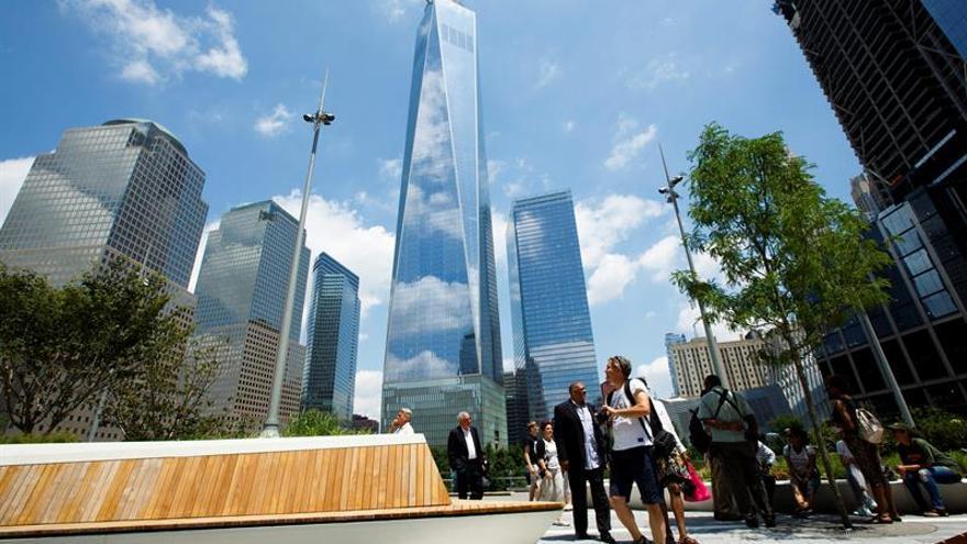 El WTC de Nueva York inaugura un parque elevado al estilo del High Line