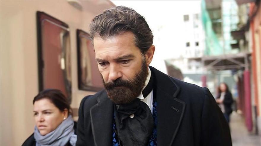 Antonio Banderas se mete en la piel del descubridor de Altamira