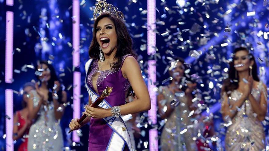 Laura González, de Cartagena, fue elegida como nueva Señorita Colombia 2017