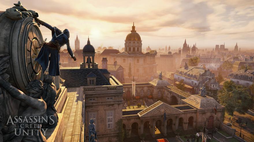 Assassin´s Creed Unity Gamescom 2014