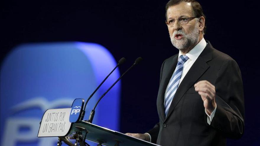 """Rajoy acusa a Susana Díaz de usar Andalucía como """"trampolín"""" de sus intereses"""