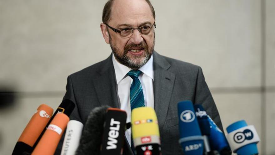 "Schulz renuncia a ser ministro de Exteriores, según ""Spiegel"""