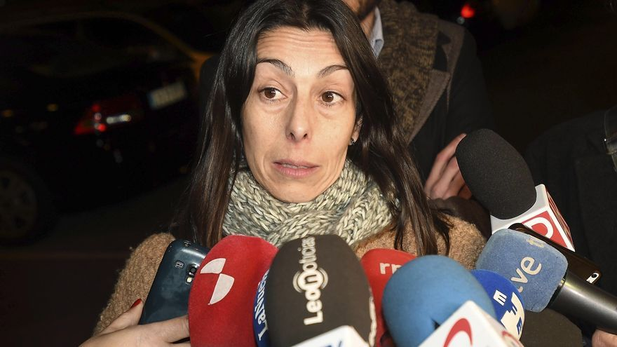 La exagente de policía local Raquel Gago, condenada a catorce años como cómplice del asesinato de la presidenta de la Diputación de León Isabel Carrasco.