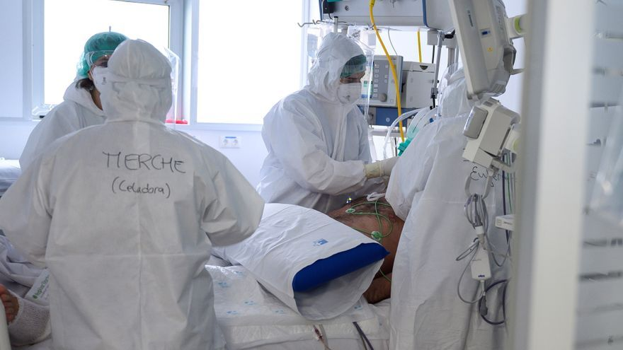 Incidencia 14 días sube a riesgo extremo en Cantabria y crece ocupación UCI