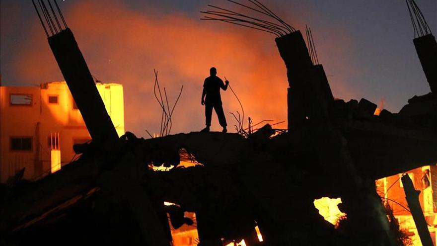 Israel mató a 44 palestinos en los ataques a las instalaciones de la ONU en Gaza en 2014