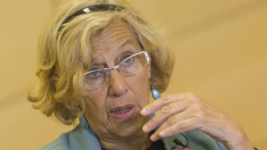 """Carmena ve """"inadecuada"""" la reforma del TC porque está vinculada a un """"suceso político con nombres y apellidos"""""""