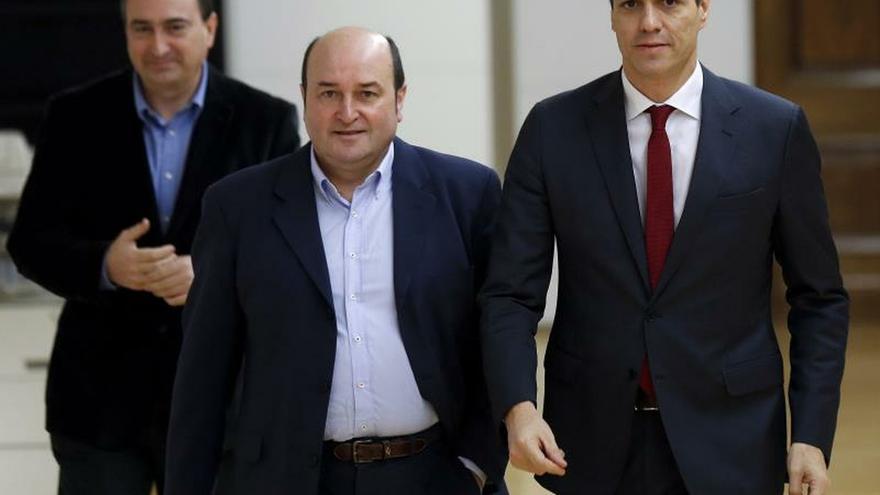 Sánchez se reunirá en Bilbao con el PNV la semana del 19 de agosto