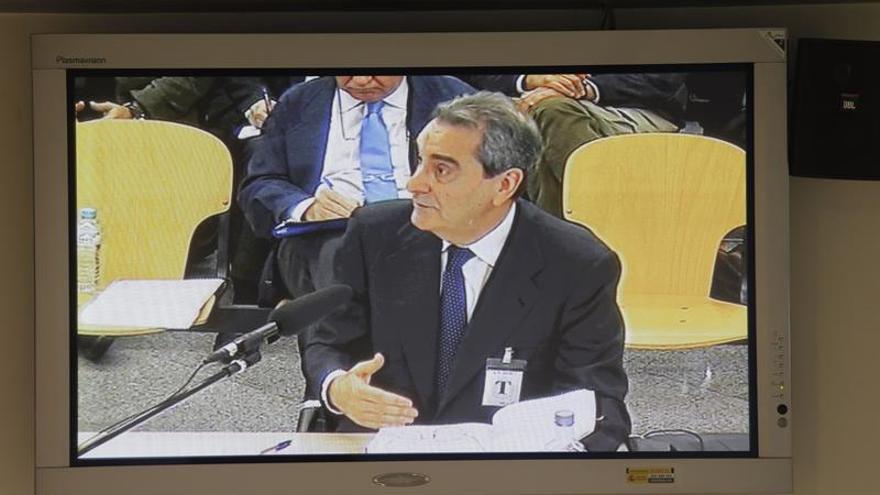 Terceiro dice que Rato le ofreció canjear Caja Madrid por una gran empresa