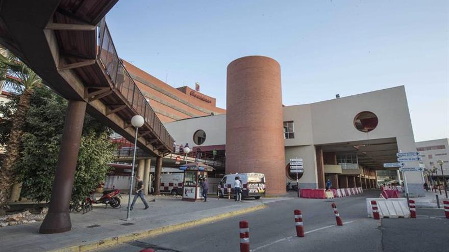Activan el protocolo de control de infecciones nosocomiales en el hospital de Murcia