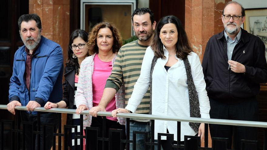 Jurado de la XXXVI edición de los Premios José Hierro de Santander.
