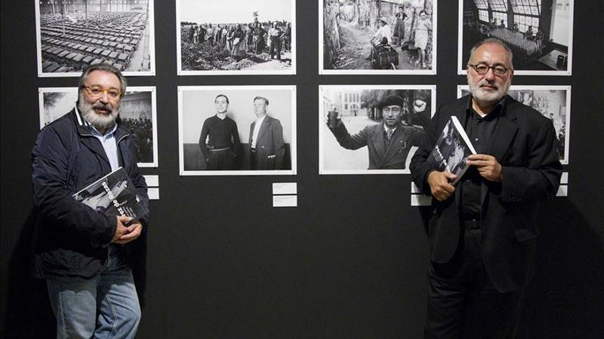Una muestra homenajea a los Pérez de Rozas, fotógrafos de Barcelona del siglo XX