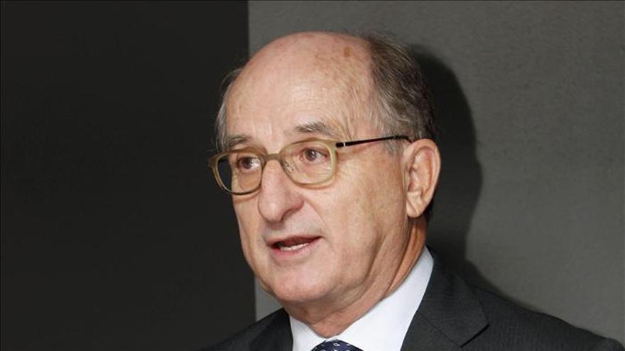 El presidente de Repsol también cree que España sale de la crisis y lo nota en sus gasolineras