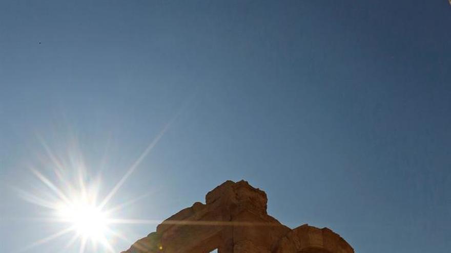 La monumental Palmira vuelve a respirar tras su segunda liberación del Estado Islámico
