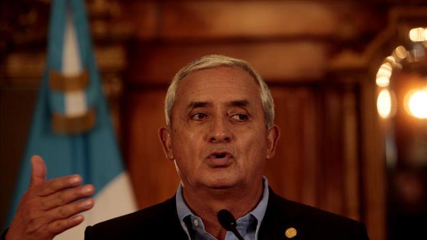 El presidente de Guatemala presentará la terna de candidatos a la Vicepresidencia el martes