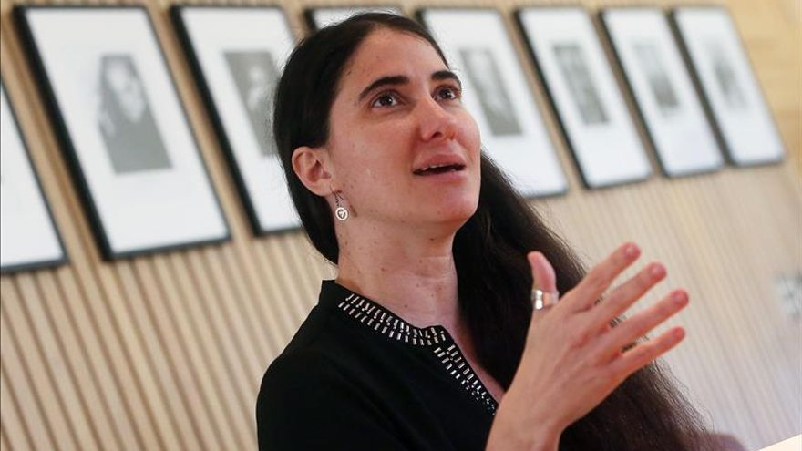 El diario digital de la bloguera cubana Yoani Sánchez cumple un año